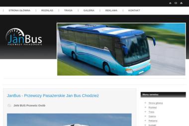 Jan Bus Janusz Walczak - Firma transportowa Budzyń