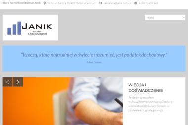 Kancelaria Doradztwa Podatkowego Janik - Biuro rachunkowe Tychy
