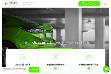 Janisz Usługi Samochodowe - Ubezpieczenie samochodu Gdańsk