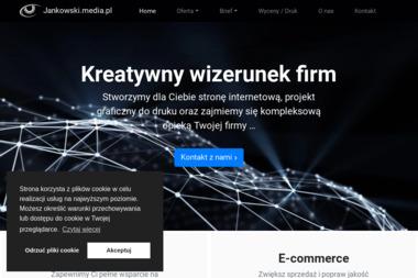 Agencja Reklamowa Jankowski.Media.Pl - Pozycjonowanie stron Mińsk Mazowiecki