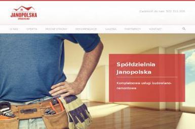 Janopolska Spółdzielnia Socjalna - Firma remontowa Janopole