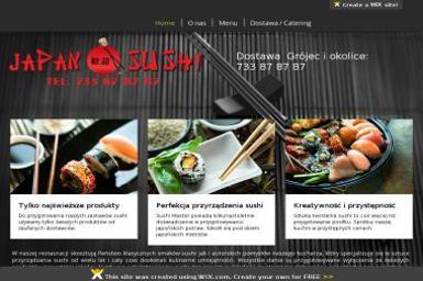 JapanSushi. Restauracja - Branża Gastronomiczna Grójec