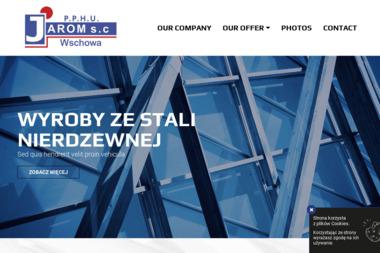 Jarom s.c. - Montaż Konstrukcji Stalowych Wschowa