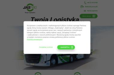 JAS-FBG S.A. Spedycja drogowa międzynarodowa - Transport Ładunków Ciechanowiec