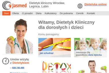 Jasmed Poradnia Dietetyczna - Dietetyk Legnica