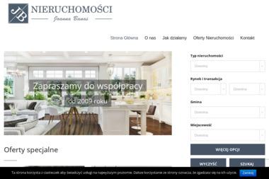 JB Nieruchomości, Joanna Banaś - Sprzedaż Nieruchomości Grudziądz