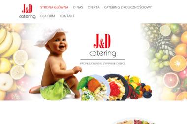 J&D Catering Janusz Ambroziak - Catering dla firm Gdańsk