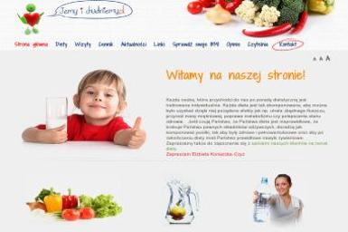 Dietetyk Jemy i Chudniemy mgr inż. Elżbieta Konieczka - Odchudzanie Zielątkowo