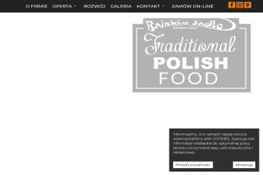 Restauracja Rajskie Jadło - Catering Dietetyczny Łódź