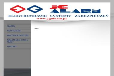 Jg Alarm Jacek Grzesiak - Firmy Tuchola