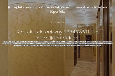 JK Perfekt FUH Jarosław Kamiński. Remonty, wykończenia - Malarz Wodzisław