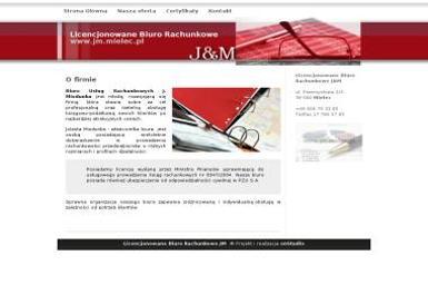 Biuro Usług Rachunkowych J. Miodunka, T. Miodunka - Finanse Mielec