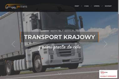 Jm Trans Mariusz Bałaziński - Transport busem Żyrardów