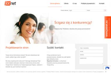 Jotnet Pozycjonowanie Stron. Pozycjonowanie, reklama - Pozycjonowanie stron Bydgoszcz