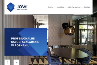 Jowi Zakład Produkcyjno-Handlowo-Usługowy Błażej Winckowski - Szklarz Poznań