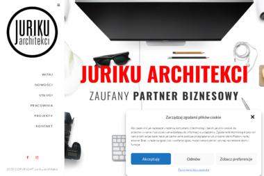 Juriku Architekci. Biuro Architektoniczne. - Adaptacja projektów Rybnik