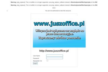 Jusz Office Justyna Ewa Szczęsna - Usługi finansowe Węgrów