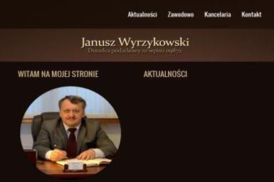 Janusz Wyrzykowski Biuro Rachunkowe - Usługi Księgowe Pułtusk