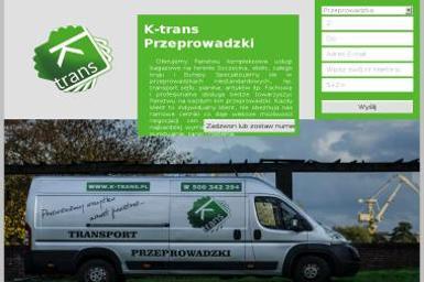 K Trans Karol Aftyka - Transport Świerznica