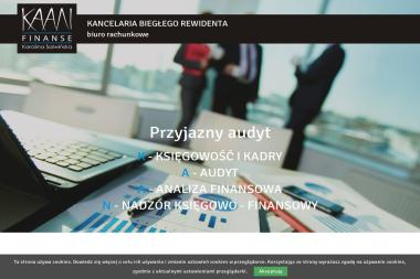 Kaan Finanse Karolina Salwińska - Biuro rachunkowe Jaworzno