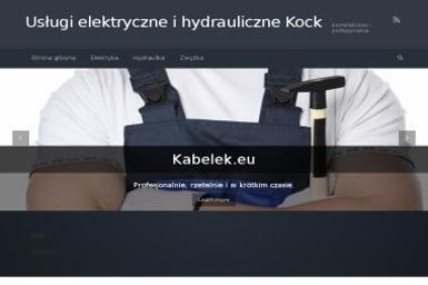FU Kabelek - Elektryk Kock