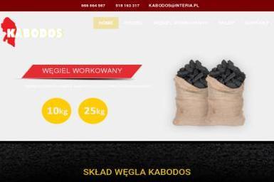 Kabodos sp. z o.o. sp.k. - Sprzedaż Opału Sitno
