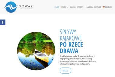 Usługi Turystyczne Transportowe i Hotelarskie Nowak Stanisława - Przewóz osób Drawno