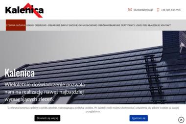 Kalenica Mirosław Kałużny - Dekarz Wierzbica-Osiedle