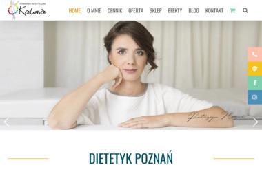 Poradnia Dietetyczna Kaloria s.c. Patrycja Mazur, Joanna Tomczewska. Dietetyk, odchudzanie - Dietetyk Żnin