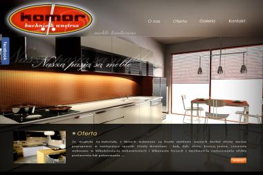 Kamar - Kuchnie & Wnętrza - Projektowanie wnętrz Ciechanów