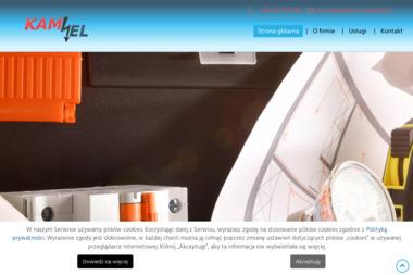 Kamel Usługi Elektryczne Kamil Łacina - Systemy Inteligentnego Domu Police