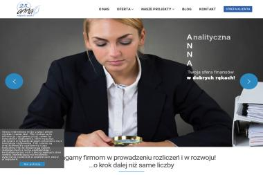 """Biuro Rachunkowe """"Anna"""" Anna Klepacka - Biuro rachunkowe Jastrzębie-Zdrój"""