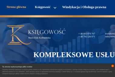 Kancelaria Finansowo Prawna Marta Elak Kiełbasińska - Rachunkowość Wyszków