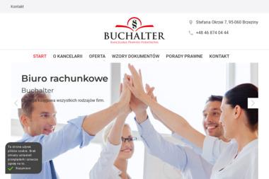 Kancelaria Prawno Podatkowa Buchalter Krzysztof Stachowski - Finanse Brzeziny