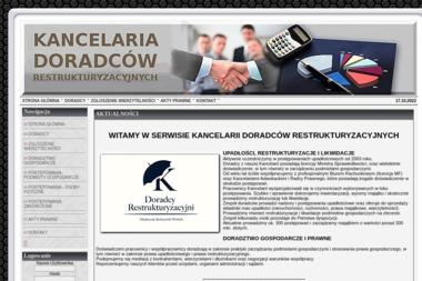 Doradztwo Podatkowe MAREK PRZY艁UDZKI Sp. z o.o. - Biuro rachunkowe Miko艂ów