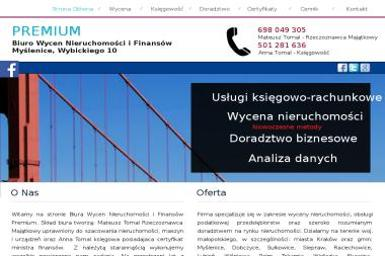 Kancelaria Podatkowa Premium. Biuro rachunkowe, księgowość - Biuro rachunkowe Myślenice