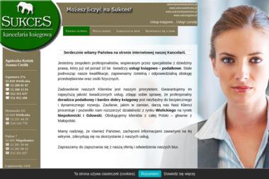 Sukces Kancelaria Księgowa. Księgowość, biuro rachunkowe - Biuro rachunkowe Niepołomice