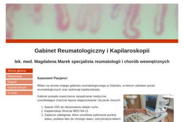 Gabinet Reumatologiczny lek. med. Magdalena Marek - Odchudzanie Gdańsk