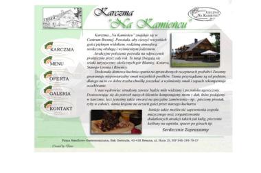 FHG Karczma Na Kamieńcu - Usługi Kulinarne Brenna