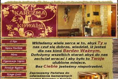 Karczma U Kowala. Restauracja, pub - Catering świąteczny Wambierzyce