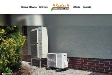 Karlos Systemy Grzewcze i Sanitarne Karol Gauden - Hydraulik Konin