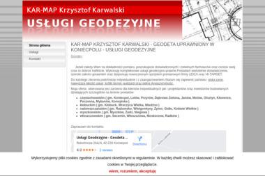 KAR-MAP Krzysztof Karwalski - Ewidencja Gruntów Koniecpol