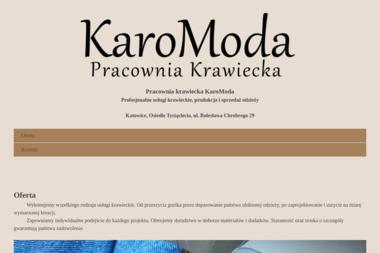 Karomoda Pracownia Krawiecka - Szycie firan i zasłon Katowice