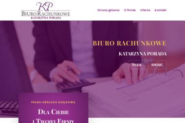 Biuro Rachunkowe Katarzyna Porada - Biuro rachunkowe Tarnowskie Góry