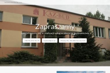 Kazimierz Bajno Kazbud Usługi Remontowo Budowlane - Murarz Pułtusk