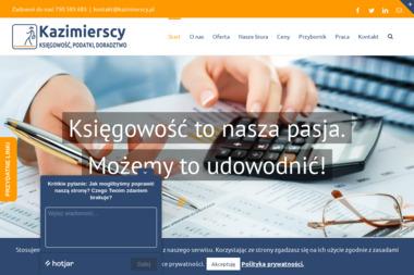 Kazimierscy sp.j. Anna Kazimierska - Prowadzenie Księgi Przychodów i Rozchodów Izabelin C