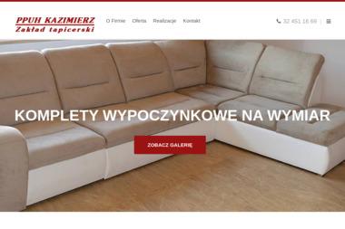 PPUH Kazimierz - Tapicerstwo Gorzyce