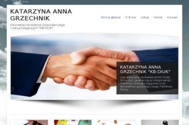 Kancelaria Doradztwa Gospodarczo Prawnego i Usług Księgowych Kb Diuk Sp. z o.o. - Rozliczanie Podatku Wrocław