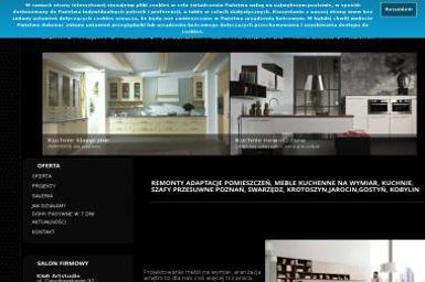K&B Artstudio - Projektowanie Mieszkań Swarzędz