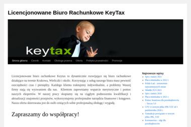 KeyTax. Biuro rachunkowe, rachunkowość - Biuro rachunkowe Strumiany